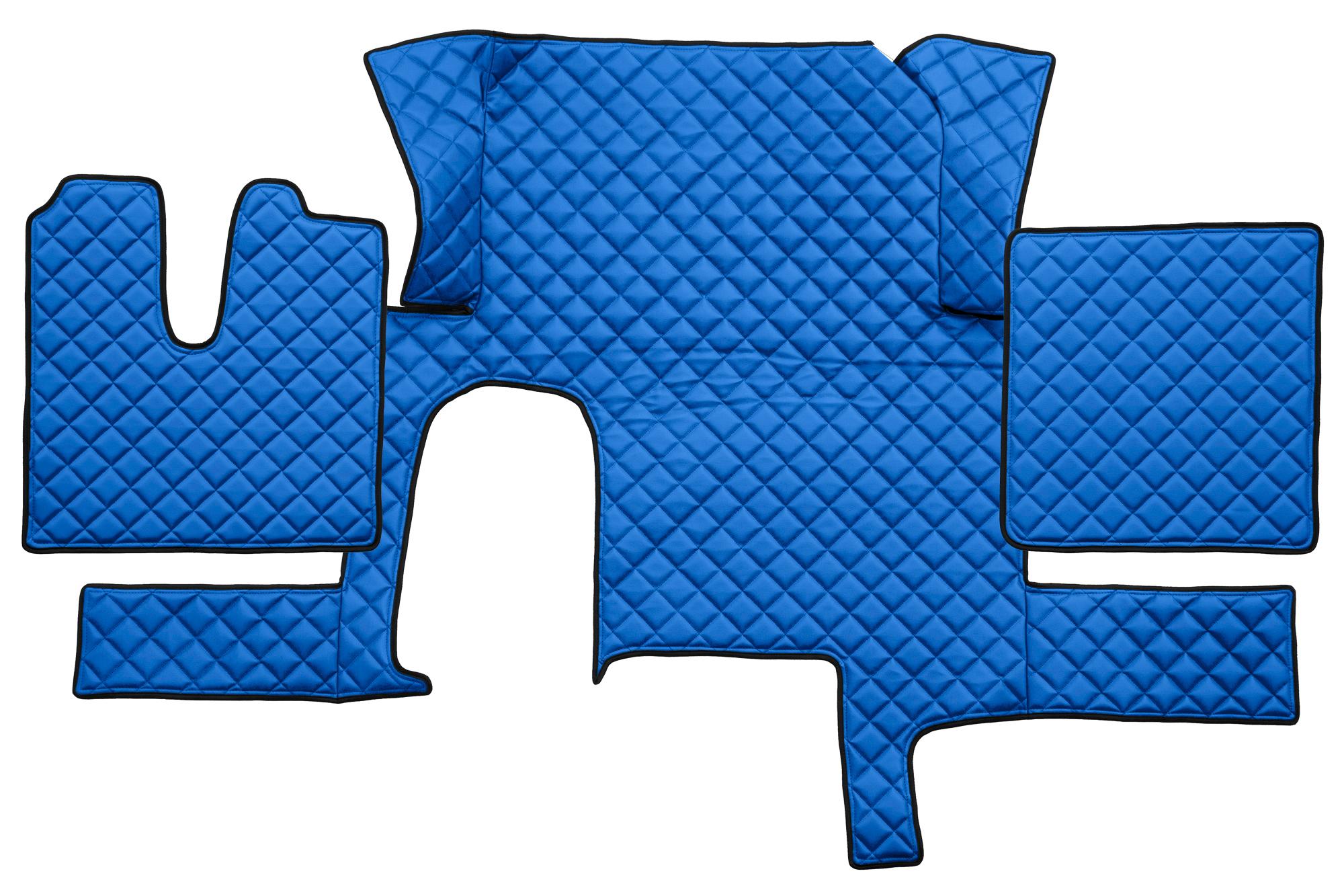 fl29 volle deckung lkw fu matten eco kunstleder man tgx automat ein schublade trucks shop. Black Bedroom Furniture Sets. Home Design Ideas